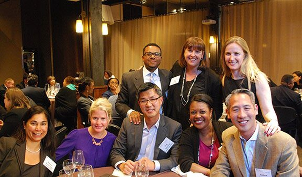 Fellows Experience Coffee And Community At Starbucks