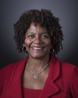 Portrait of Sharon Barner