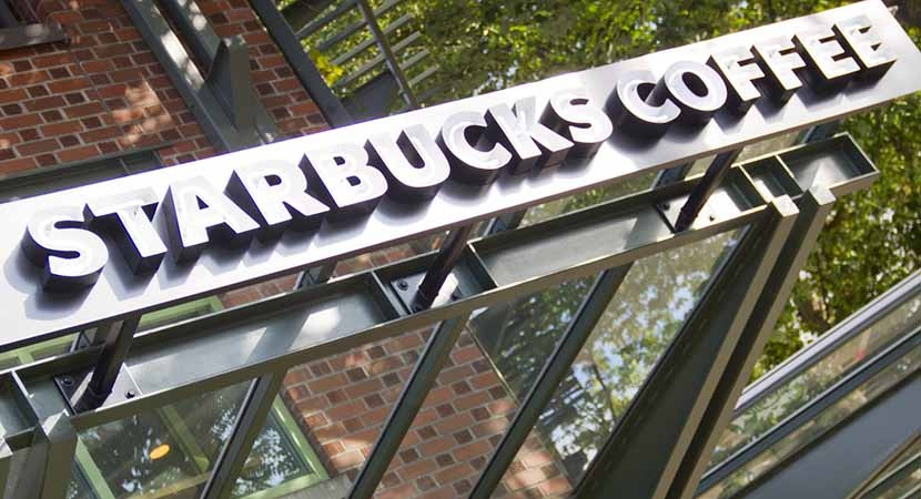 Storefront at a Starbucks in Seattle's Fremont neighborhood. (Photo courtesy of Starbucks)